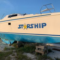 Hurricane Dorian Special: 1996 40' Manta 40 Sail Catamaran (Starship) for Sale
