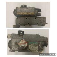 Yanmar Coolant Tank Heat Exchanger - 129270-44030 for 3 cylinder engine