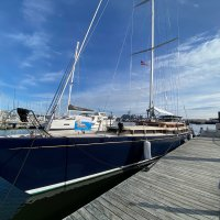 New Listing! Large Yacht 1989 Ron Holland Sailing Yacht