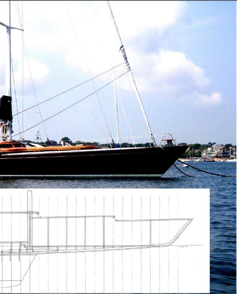New Listing! Large Yacht 1989 Ron Holland Sailing Yacht