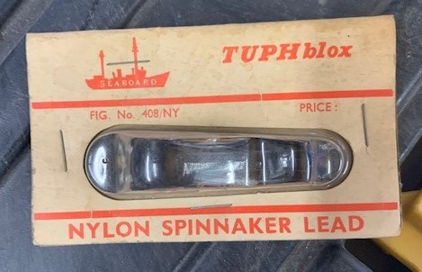 Nylon Spinnaker Lead