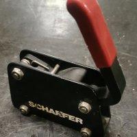 Schaefer Single Lock Rope Jammer