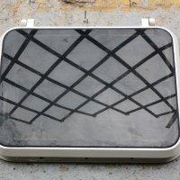 Bomar Aluminium Hatch 42x39.5cm