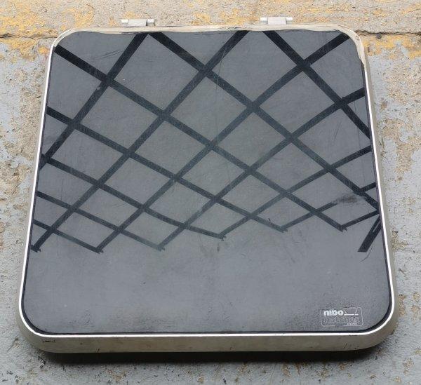 Nibo By Bomar Hatch 51x51cm