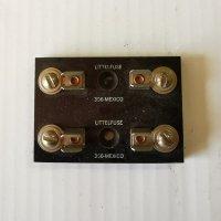 Littelfuse 356 Fuse Board 2 slots