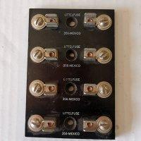 Littelfuse 356 Fuse Board 4 slots