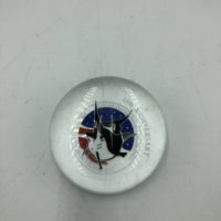 25th Anniversary Glass Weight(Used)