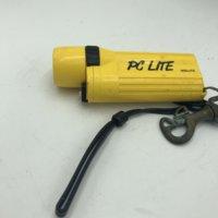 Underwater Yellow Flashlight(Used)