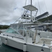 1999 Cabo 35 Express Tightlines Two - New Saltwater Fishing Boat
