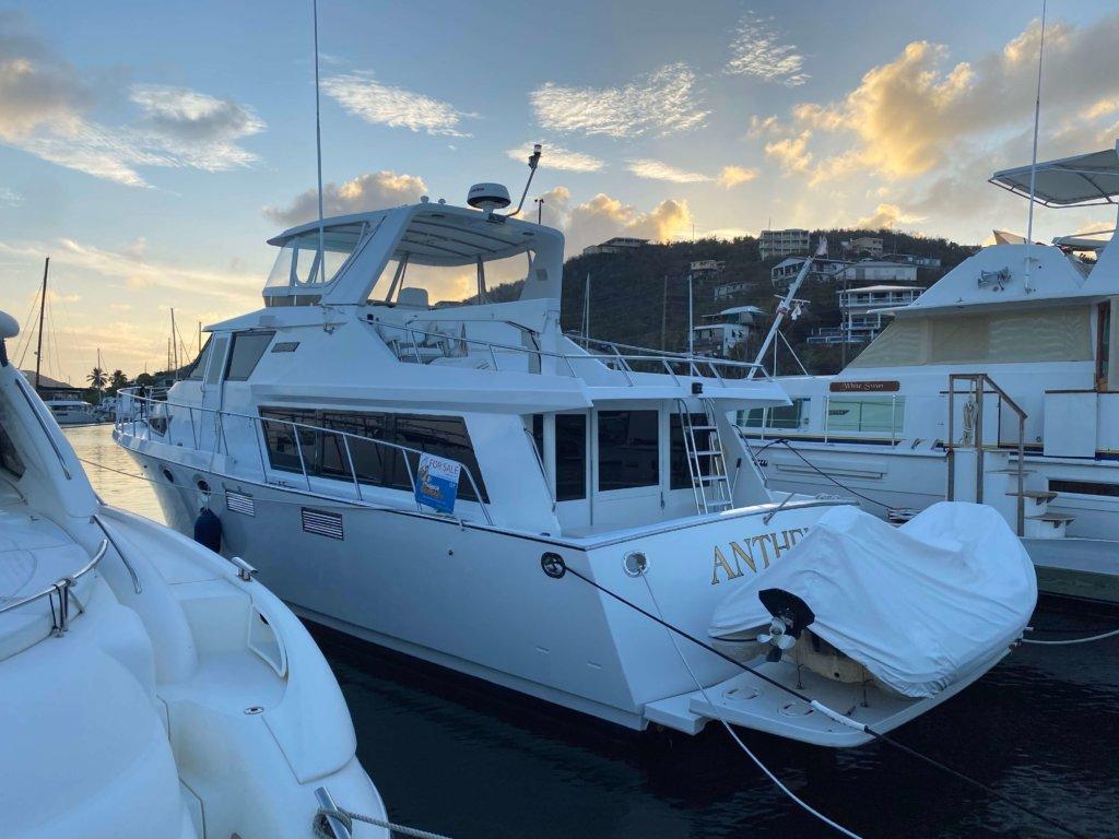 Yacht listing Vantare 53