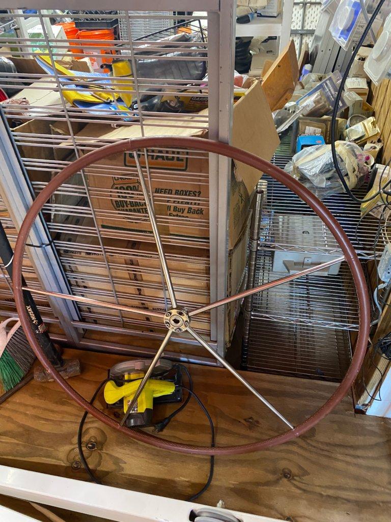 Steering Wheel(Used)