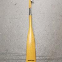 "Edelstahl-Hulsien Wooden Paddle 67"" long"