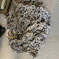 200ft of 1/2 Chain, $2.14 per foot