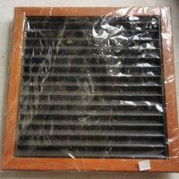 "Wooden Frame Air Vent 12""x12"""