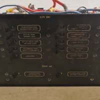 Electrical Panel #230 w/ Switches 12v DC
