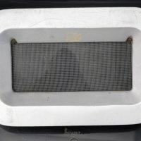 Bomar Stainless Steel Portlight #220 28.5cm x17cm c/w flyscreen