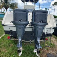 Auction!! Perfect 26' 1999 Boston Whaler 26 Outrage