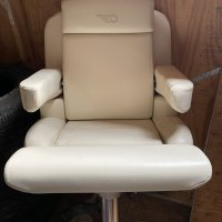 Dual PPI Marine Seat with Pedestal
