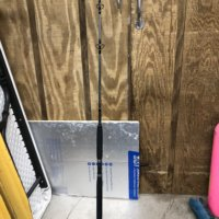 Shimano Saguaro Fishing Rod(Used)