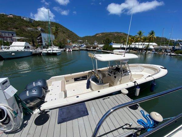 2007 Pursuit C 310 Elipseas : Fishing Boat for Sale