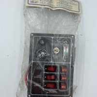 12 Volt Switch Panel(New)