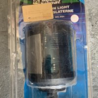 AquaSignal Starboard Navigation Light Green Series 40 Housing Unit
