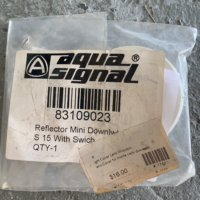 AquaSignal Reflector Cover Lens W/ Switch