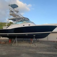 SALE PENDING | Cabo 35 Express Fishing Boat