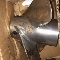 Brand New Mercury 4 Revolution Propeller