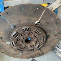 Damper Plate 13 3/4 Diameter