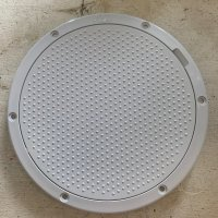 9cm / 7.5in Inspection Hatch or Deck Plate (NEW)