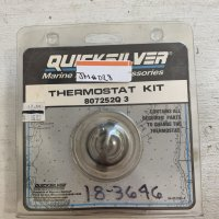 Quicksilver Thermostat Kit 807252Q 3 (NEW)