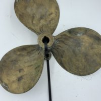 H50418L Brass Propeller(Used)