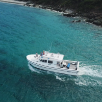 2016 Millennium 45 Family Ties Luxury Fishing Vessel