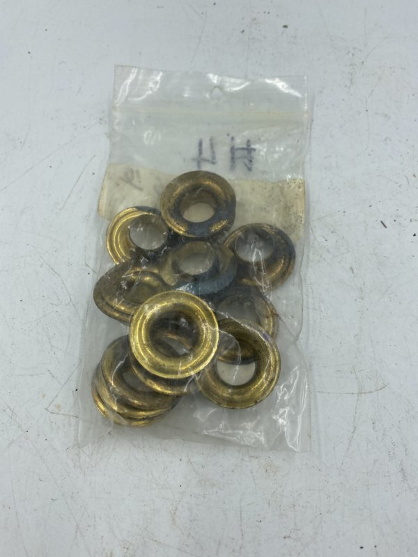 Brass Grommet Washer(New)