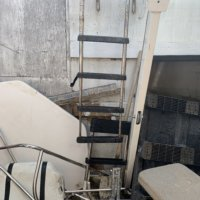 Mount Boarding Ladder(Used)