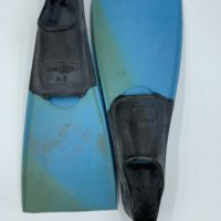 Blue Flippers(Used)