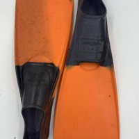 Orange Flippers(Used)