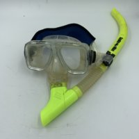 Snorkel and Mask(Used)