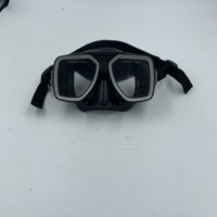 Black Snorkel Mask(Used)