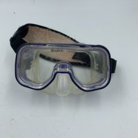 Blue Snorkel Mask(Used)