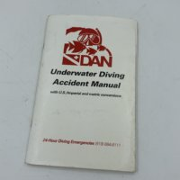 Underwater Diving Manual(Used)