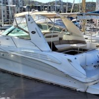 1999 Sea Ray 400 Sundancer (Comfortably Numb)