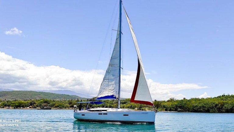 Sun Odyssey 469 Boat