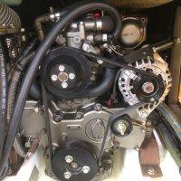 Sun Odyssey engine