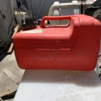 Scepter Gas Tank(Used)