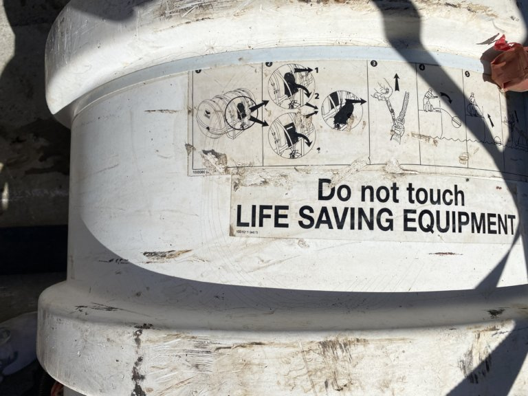 Viking Life Saving Equipment(Used)