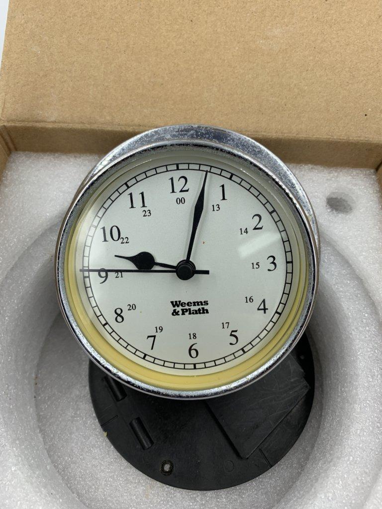 Chrome Clock(New)