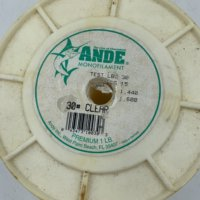 Ande Fishing Line(Used)
