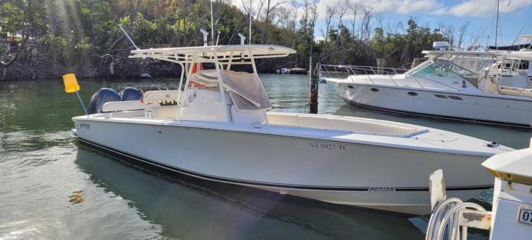 Jupiter 31 cc boat for sale